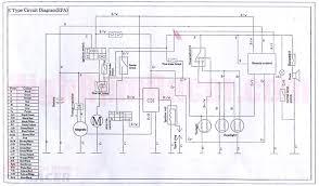 110cc chinese atv wiring diagram floralfrocks taotao 125 atv wiring diagram at 110cc Atv Wiring