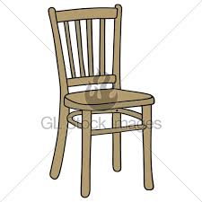 old wooden chair. Brilliant Chair Hand Drawing Of A Classic Wooden Chair Throughout Old