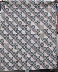 98 best Quilts - Antique images on Pinterest | Antique quilts ... & 9 Patch on Point from Marie Miller Adamdwight.com