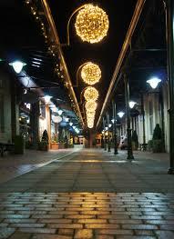 festive lighting. festive lighting in somerset encore electrical