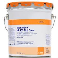 Basf Masterseal Np 150 Tint Base 1 5 Gallon Pail