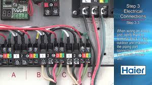 haier hvac wire diagram wiring diagram show haier outdoor unit installation video haier hvac wire diagram