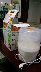 Toàn quốc: - Thanh Lý Máy Tiệt Trùng Bình Sữa Fatz Baby Mới Chưa Dùng    Lamchame.com - Nguồn thông tin tin cậy dành cho cha mẹ