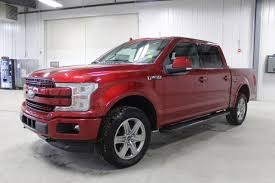 New 2018 Ford F-150 Supercrew Lariat Sport Crew Cab Pickup in Moose ...