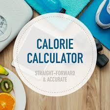 calorie calculator daily caloric needs