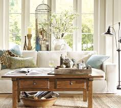 Pottery Barn Living Rooms Awesome Decorating Ideas