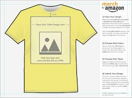 Make Your Shirt How Does Merch By Amazon Work Repricerexpress