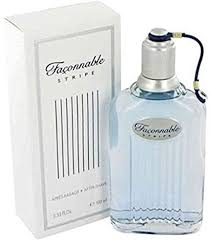 <b>Faconnable Stripe</b> By <b>Faconnable</b> For <b>Men</b>, Aftershave, 3.3-Ounce ...