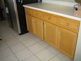 Restain Oak Kitchen Cabinets Mesmerizing Furniture Appliances Stylish Restaining Oak Cabinets Design For