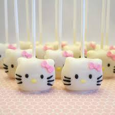 Hello Kitty Cake Pops Toronto Best Cake Pops Eini Co