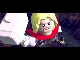 <b>LEGO</b> Marvel <b>Super Heroes</b> - Gamescom Trailer