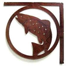 Customizable Decorative Metal Shelf Brackets