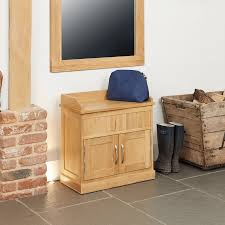 mobel solid oak reversible. Image 1 Showing Mobel Oak. Oak Shoe Bench With Hidden Storage Solid Reversible D