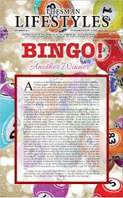 All Heads Turn As Bingo Is Shouted From The Rear Of The