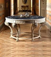round hall table round entrance hall tables photo 1 wood hall table plans round hall table