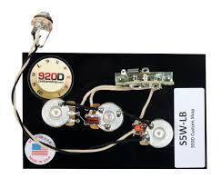 920d strat 5 way lincoln brewster style wiring harness pre prev