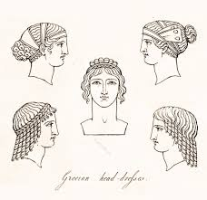 Ancient Roman Hair Style headdresses hairstyles and headdresses of ancient greek head 5938 by wearticles.com
