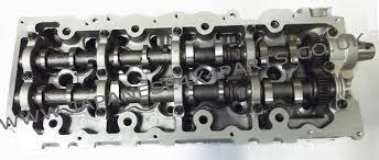 Toyota Hilux Vigo 2.5TD Pick Up D4D KUN25 MK6 - Engine Cylinder Head ...