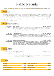 Student Resume Summer Job Resume Sample Career Help Center