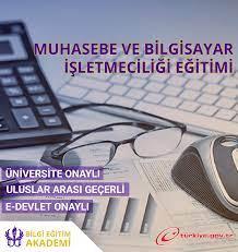 Muhasebe Bilgisayar İşletmeciliği Sertifikası - Bilgi Eğitim Akademi