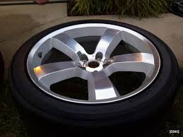 Cars With 5x115 Bolt Pattern Custom Two 448 Inch Dodge Charger SRT48 Wheels 48x1148 Bolt Pattern 2480