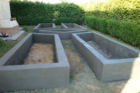 concrete block raised bed concrete block raised garden design made of and covered with bed cinder leaching large building concrete block raised garden beds