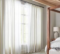 antique bronze double curtain rod