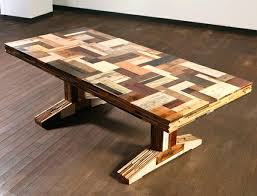 unique furniture ideas. Wood Table Ideas Brilliant Unique Furniture Create Lifestyle Wooden Of Recycled Wasted