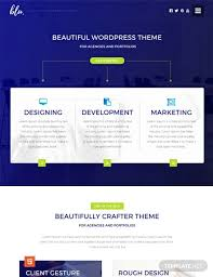 Free Templates 118 Free Website Templates Word Psd Apple Mac Pages