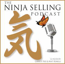 The Ninja Selling Podcast
