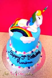 1st Birthday Cake Design For Girl Unicorn Cakes Girls Ideas Easy