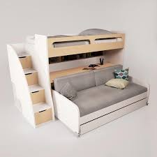 brayden studio gautreau twin futon bunk
