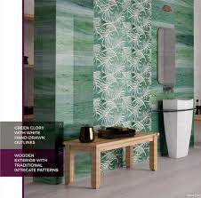 3d wall tile bathroom. Contemporary Tile 3D Bathroom Digital Wall Tiles In 3d Tile U