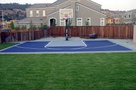 backyard ideas basketball court. backyard basketball court dimensions design and ideas of house simple home