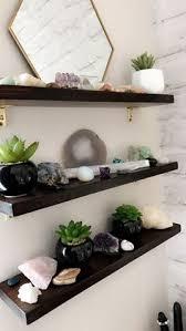 Vertical Wall Planter Box <b>Pallet</b> Style & Crystal Display Shelf ...