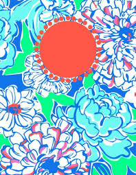 Free Download 9 Best Of Lilly Pulitzer Blank Binder Printables Top