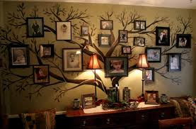diy family tree