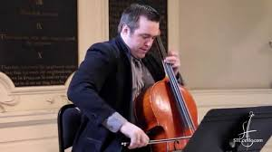 Truckin' Through The South by Aaron Minsky for Solo Cello - YouTube