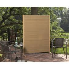 partition wall outdoor portable outdoor wicker privacy partition for backyards photos
