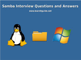 samba interview questions and answers part