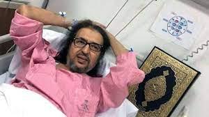 زوجة الفنان خالد سامي: ما زال في الغيبوبة لكن حالته تتحسن