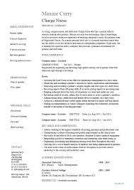 Staff Nurse Resume Format Sample Staff Nurse Resume Staff Nurse Resume Nurse Resume Charge