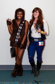 chewbacca and han solo from star wars