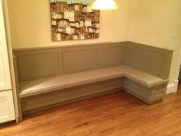 Awesome Kitchen Bench With Storage I Bet The Husband Could Build Kitchen Bench Seating