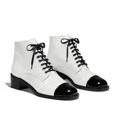 genuine leather white cowhide ankle boots womens shoes white patent leather winter shoes women luxury women
