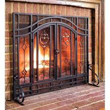 glass doors for fireplace glass doors for fireplace two door fireplace screen with glass fl panels glass doors for fireplace