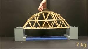 Popsicle Stick Bridge Designs Ultimate Bridge Constructions Truss Bridges Break Test How To Build Popsicle Icecream Sticks