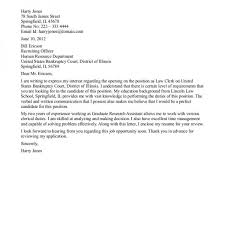 Cover Letter For Writing Sample Law School Journalinvestmentgroup Com