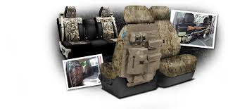 camo custom auto seat covers from coverking