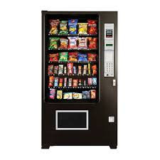 Vending Machine Snack New AMS Wide Gem Sensit Snack Vending Machine 48 Selections